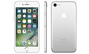 Apple iPhone 7-32GB - GSM Unlocked - Silver (Certified Refurbished)