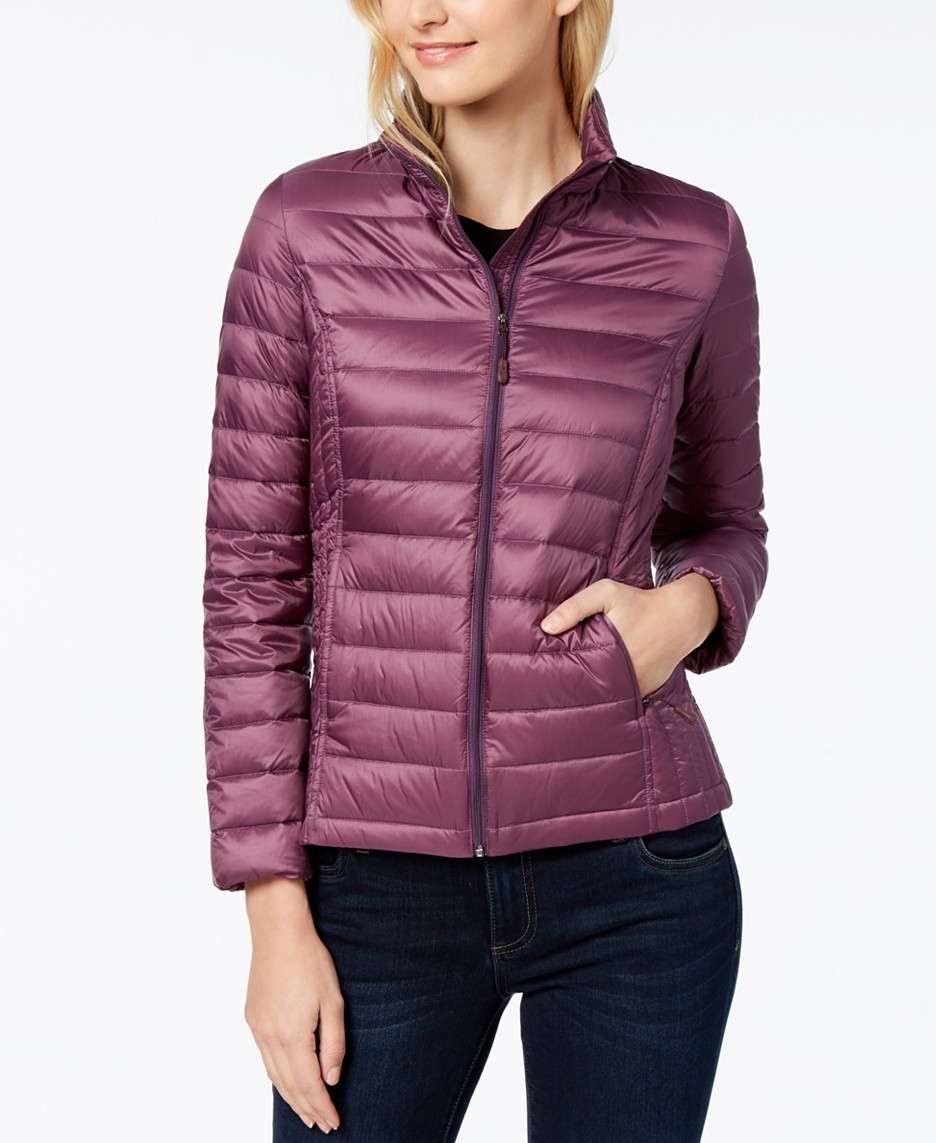 32 Degrees Packable Down Puffer Coat From €67.98