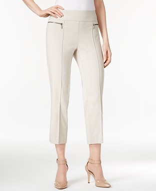 Style & Co Pull-On Cropped Pants From €24.68