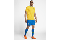 2018 Brasil CBF Vapor Match Home