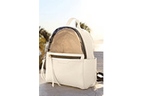 CLEAR DETAIL BACKPACK