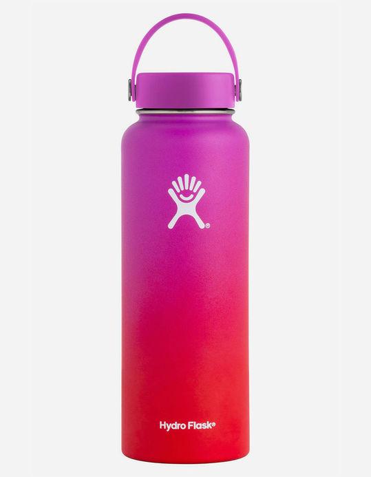 HYDRO FLASK Wildflower 40oz Wide Mouth Water Bottle