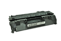 Get HP CE505A Black Laser Toner Cartridge