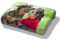Collage Photo Blankets