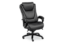Leather Big and Tall Executive Chair