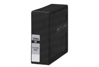 Compatible High Yield Black Ink Cartridge